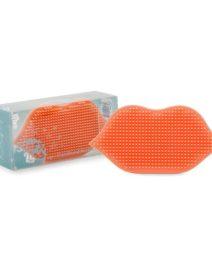 cepillo exfoliante para labios-silicona
