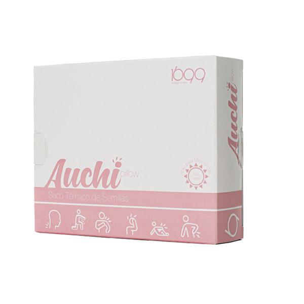 saco térmico de semillas rosa caja